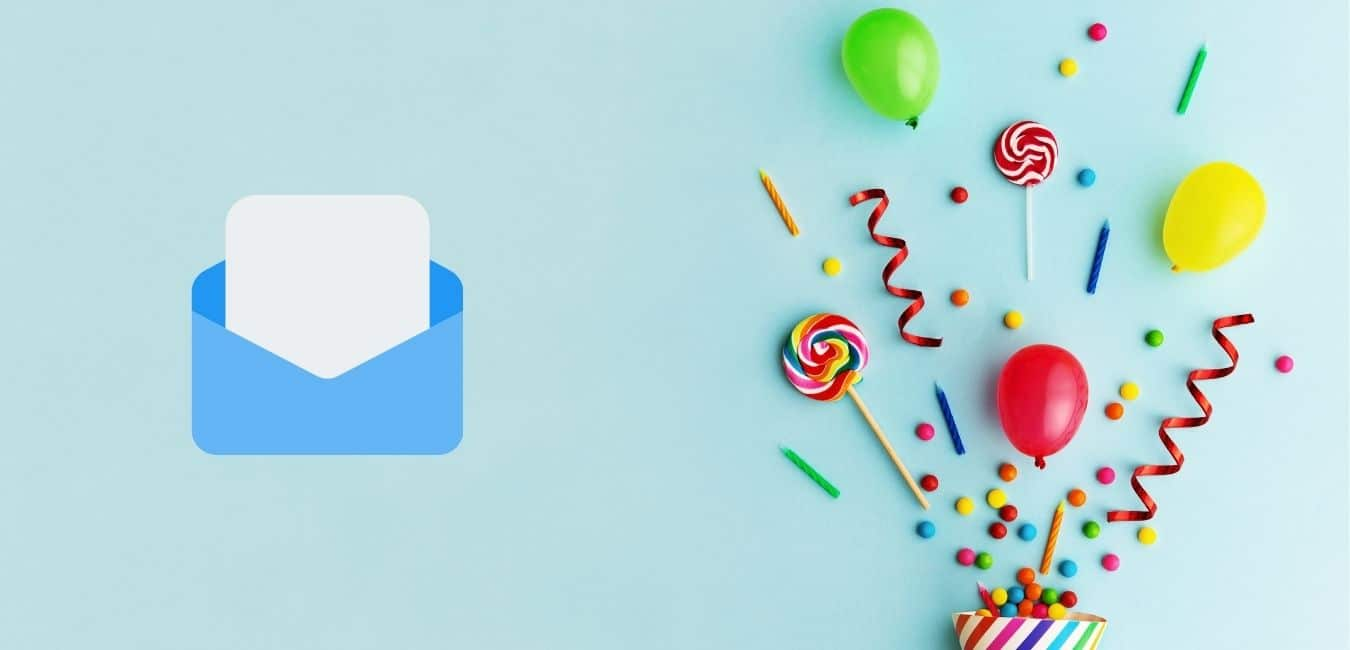 It's not Email's Birthday! At least, we don't think so.
