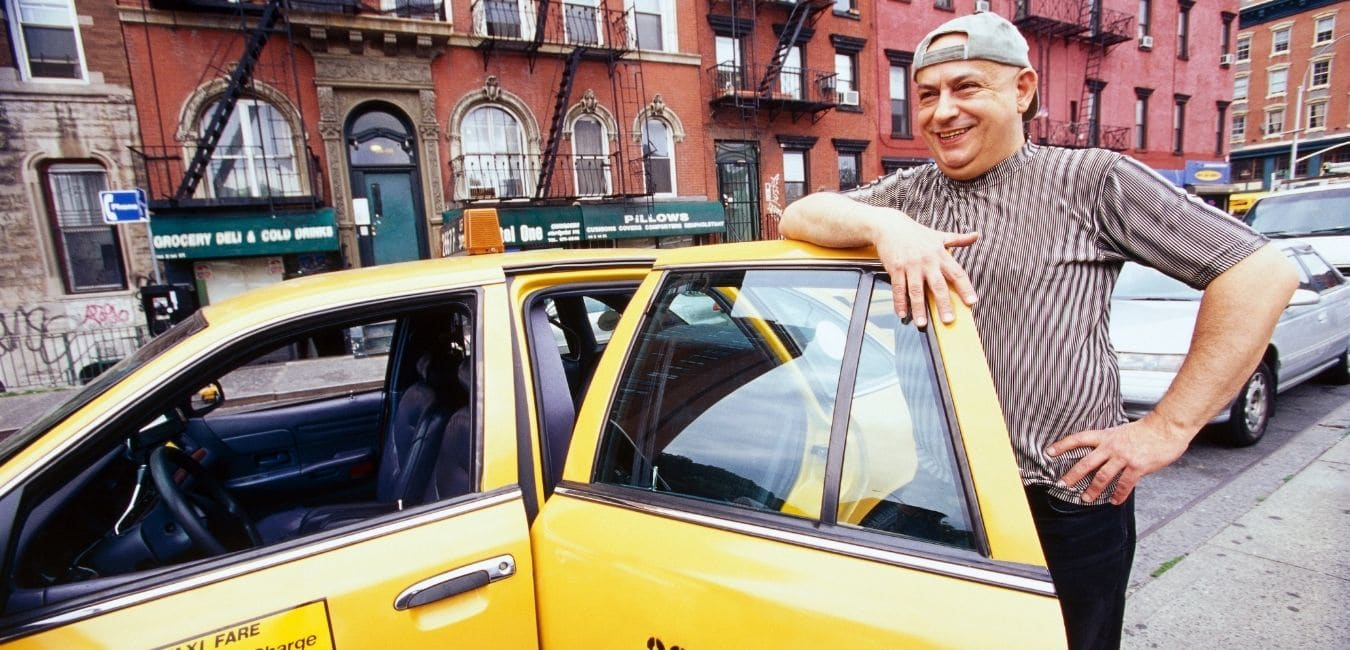 We're not the Cab, We're the Savvy Cab Driver that drives You Fast and Safely to your Destination